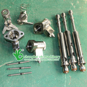 beer filling head/beer filling nozzle/beer machine spare parts