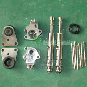 beer filling process/beer filling nozzle/beer machine spare parts