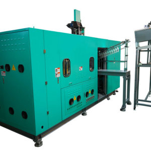 6 cavity  automatic bottle blowing machine