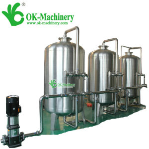 5000L ro water treatment machine