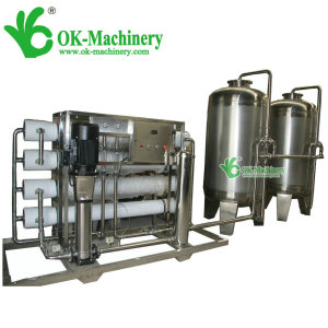 China automatic pure water treatment system