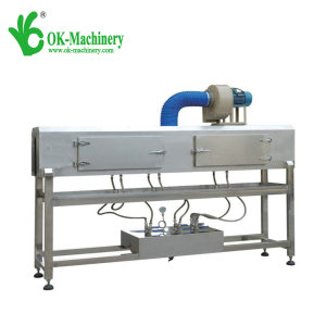 Semi Automatic heat shrink label machine ( PVC PET Label )