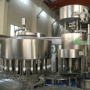 Water filling machine in china price ( XGF24-24-8 )