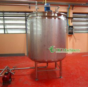 Mixer Tank (1000L)