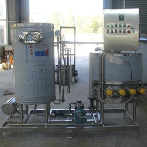UHT sterilizer for juice