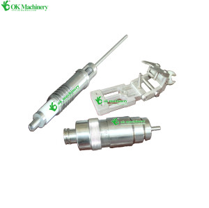 Water filling machine parts