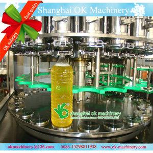 6000 bottles/hour  rotary oil filling machine