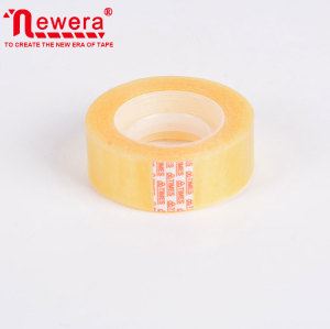12 Yard Yellowish Stationery Tape 12mm Wide 1.6mil ST121240-YE