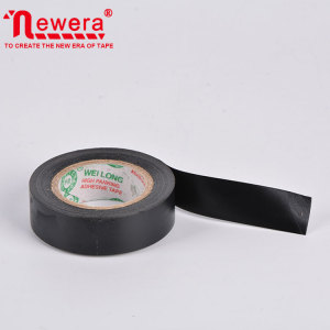 5 Yard Black PVC Insulation Tape 18mm Wide Rubber Adhesive IT185150-BK