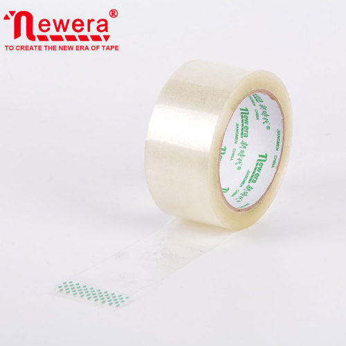 200 Meter Transparent Packing Tape 2 Inch Wide 1.6mil PT4820040-TR