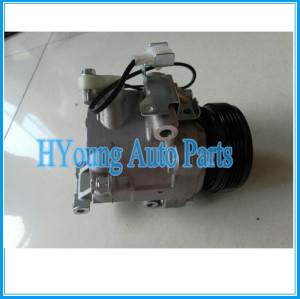 Factory direct sale auto parts a/c compressor SV07C for Toyota Passo 88310-B1070 447260-5550 88310B1070 4472605550