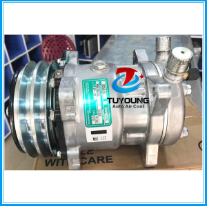 Universal vehicle air conditioning compressor sanden sd 5s14 5306 24V 2PK O-Ring HD