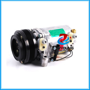 auto air conditioning compressor for BMW E46 SS120DL1 110 mm PV5 64528386650 64526901206 64528375319
