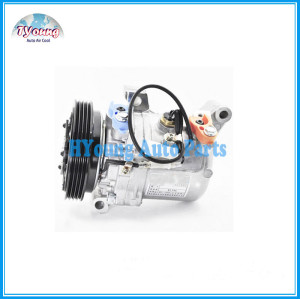 SS07LK10 Auto AC Compressor for Suzuki Jimny 95200-77GB2 9520077GB2 88320-97401 W08K0821064