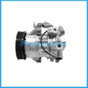 5SE09 auto ac compressor for Toyota Yaris 1.0 1.3 2003 883100D010 883100D070 883100D141 447180594 4471805940