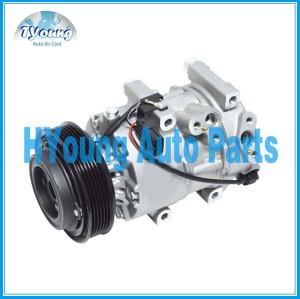 DVE16 auto ac compressor for Hyundai Tucson Kia Sportage 2.4L 2.0L CO 11230C 178305 7512848 977012S500 275886 TEM275886