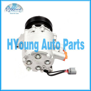 A/C AC Compressor for Honda Civic Hybrid 1.3L 2003 2004 2005 38810PZA004 CO 3605AC 78552 6512328 20-03605-AM