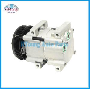 PN#58132 Auto ac compressor for Ford Ranger Explorer TEM273135 4L2Z19V703AA 10101320 CO 101320C
