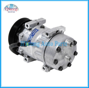 CO 4702C 58632 Car ac compressor for Jeep Cherokee Comanche Wrangler 1994-1996 68551 SD4727 TEM254045 TEM272384 1023684 2041159