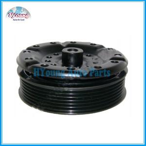 Auto ac Compressor clutch for toyota Corolla /Altis 1.6 ZRE152R 07- 6SEU14C 120mm 6pk 88310-02370 447260-1494