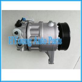 Factory direct sale auto parts a/c compressor PXE16 fit Buick LaCrosse Cadillac SRX 0605107900 1607 P13232310 20934127