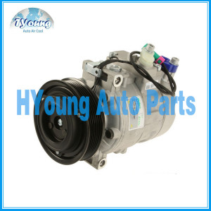 7SBU16C auto ac compressor for Audi A8 A4 B5 A6 C5 RS6 S4 VW Passat 4B0260805B 4D0260808 88310-1740 447180-2910 447170-6340