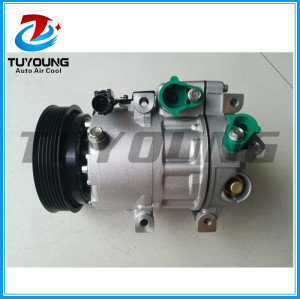 High quality auto a/c compressor VS18 for HYUNDAI SANTA FE(CM) 97701-2B100 97701-2B101 97701-2B150 97701-2B200