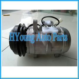 High quality auto a/c compressor 6E171 fit JOHN DEERE 47100-8530 R12513 RE10972 RE12513