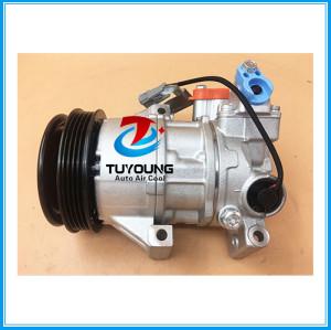 car a/c compressor for Toyota Corolla Axio Auris 1.5 2005- 115mm 4pk 447190-8040 88310-52551 88310-52550 447190-8043