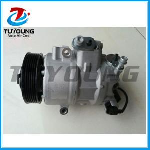 High quality auto a/c compressor 6SEU12C For SEAT IBIZA CORDOBA 2002-2009 447170-6178 6Q0820803G 6Q0820803D