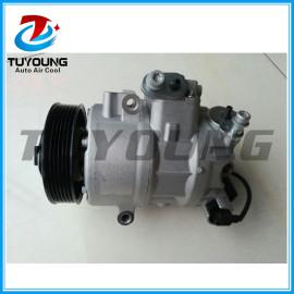 auto a/c compressor 6SEU12C fit VW Polo SKODA FABIA 1.2 1.4 2002 447170-6178 6Q0820803G 6Q0820803H