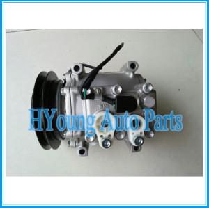 high quality MSC90T auto a/c compressor for MITSUBISHI CANTER 1PK AKC201A251 AKC200A273A