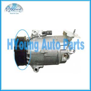 CVC Auto ac compressor clutch for Nissan Qashqai 1,6 i OE 92600JD000 8200855146 8200356576 8200669284 7pk 115mm