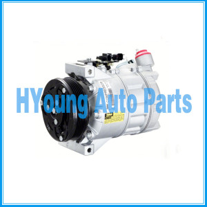 DCS17EC ac Compressor for Ford Mondeo/ S Max 2.5 Volvo S80 II V70 III XC60 36002425 Z0002259D 1377827 1453378 6G9N19D623EB