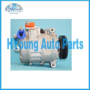auto ac compressor for BMW E60 E61 E65 E66 520i 735i 64526983098 64506901783 64526917859 447260-2480 447180-6763