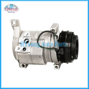 10S17F car air conditioner compressor for Chevrolet Silverado 4.3L 6.6L 4 seasons 78377 1522181R 19130457 2021671 20880829