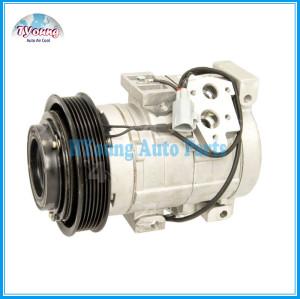 10S17C auto ac compressor for Toyota Camry Solara Highlander 4 seasons 78390 4711416 5511685 638842 8832007090 883200709084