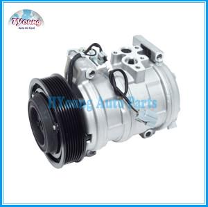 10S17C auto ac compressor for car Honda Accord 2.4L 78389 CO 28003SC 1522154 4710537 6512109 5512109