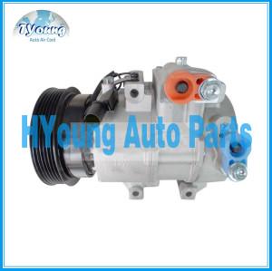 6SEU16C auto air conditioning compressor for Kia Carens 2.4L 97701-1D400 97701-1D400AS 97701-1D200
