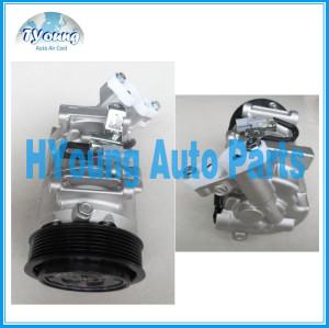 auto A/C compressor for Renault Megane Scenic Grand Scenic III 6SEL14C 8200956574 447150-0010