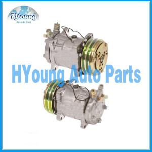 auto ac compressor fit universal type vehilce SD 5H14 SD508 8390 8399 6626 6627