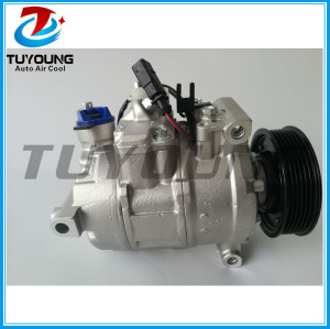 Factory direct sale auto parts A/C compressor 6SEU14C for AUDI 447180-6583 4F0260805M