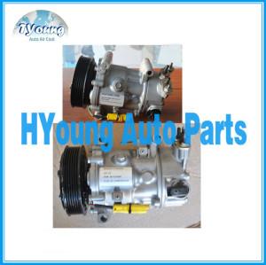 SD6C12 auto a.c compressor Peugeot Citroen Renault Fiat ac parts 9651910980 6453QJ 6453QK 6453WK 96598757 9659875780