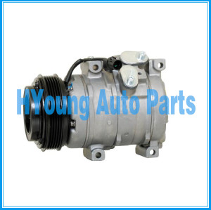 auto air conditioning compressor for Mitsubishi Space Wagon 2.4 447220-4130 447220-4131 447220-4132 247300-0280 MR568042