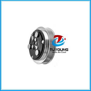 sanden 7H15 auto air conditioning ac compressor clutch 6GR 125mm 12v 4756-9931 44249931 1201053 5164