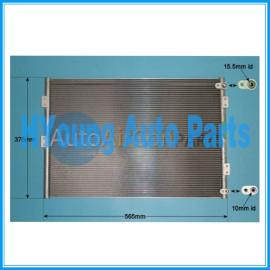 Auto AC Condenser for Komatsu Excavator size 565(L)*375(W) mm OEM# 208-979-7520 2089797520 208 979 7520