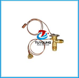 Automotive a/c expansion valve for Caterpillar Case IH 66 John Deere 53906R1 66398C1 7022304 K307509