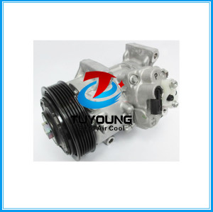 TSE14F auto air conditioning compressor for Toyota Corolla Altis 1.8 2009 447280-6253 88310-02730 8831002730 ac parts