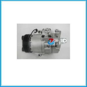 CSVE14 auto ac compressor Suzuki Grand Vitara Kizashi 2.4L 92600-B700A 95201-76KA0 A4101140C000 A4101140C00 95201-76KV0