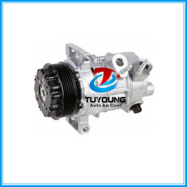 PN# 447190-5059 5SE12C auto a/c compressor for Jeep Compass Patriot Dodge Caliber 447190-5052 4472602671 5058228AE 447150-0611
